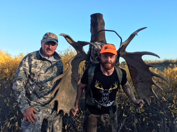 Fall 2018 Moose Hunting Success Story