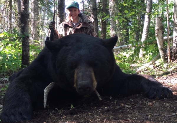 Another Successful Spring Bear Season in the Books