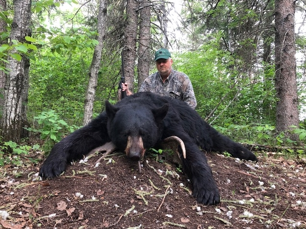 2019 Spring Bear Season Wraps up for another Year