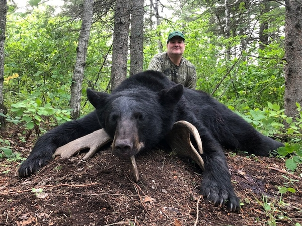 Gearing up for a Busy Fall Black Bear Season