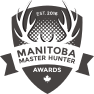 Manitoba Master Hunter Award Recipient