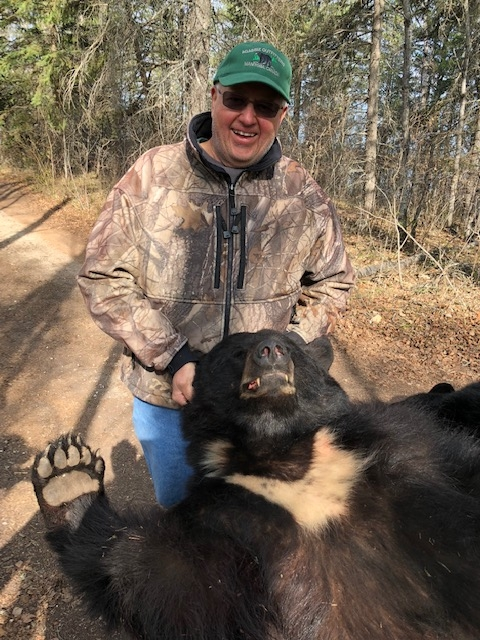 2018 Spring Black Bear Hunting Season