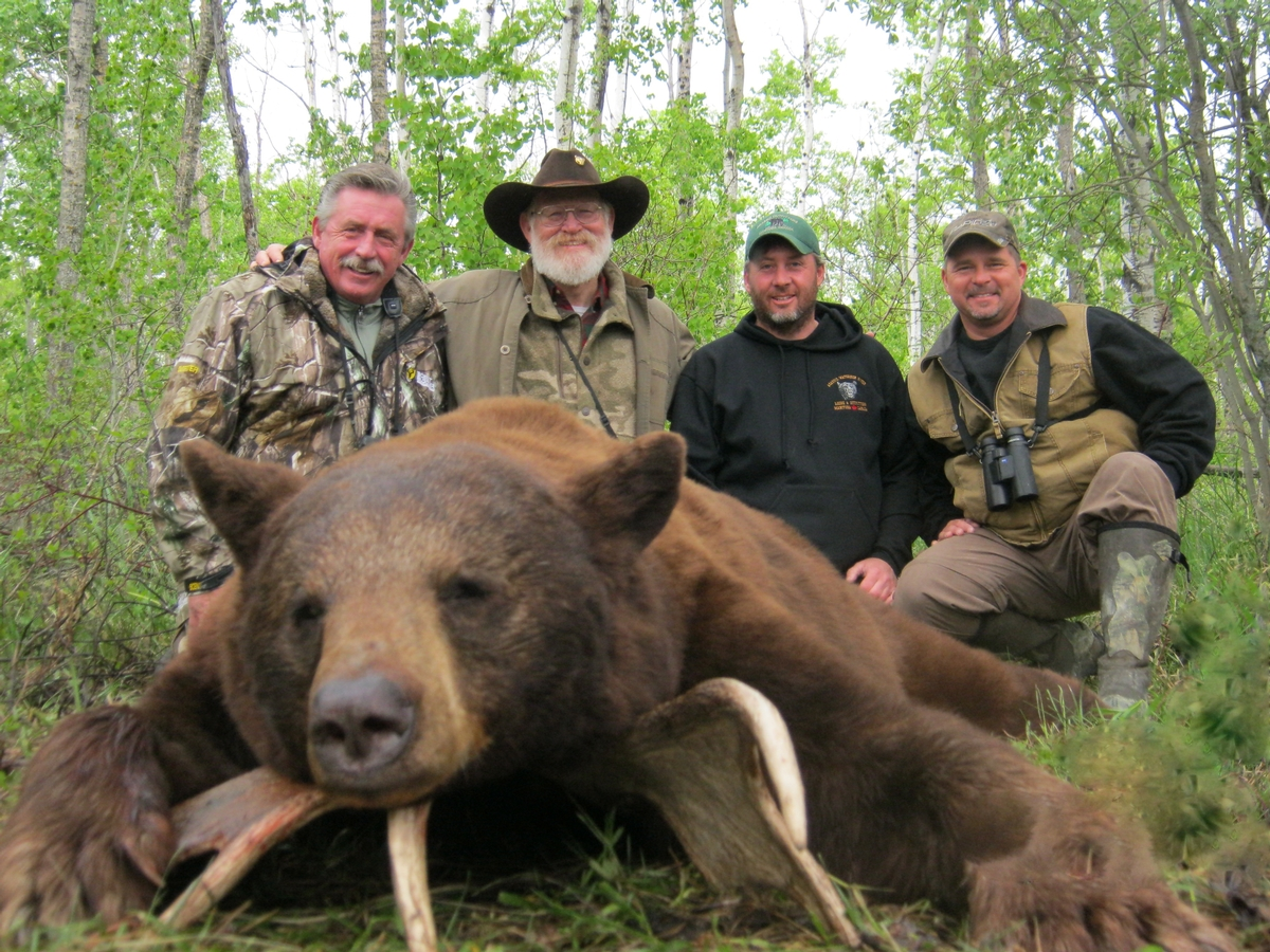 Black Bear Season Dates
